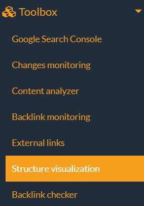 structure visualization toolbox