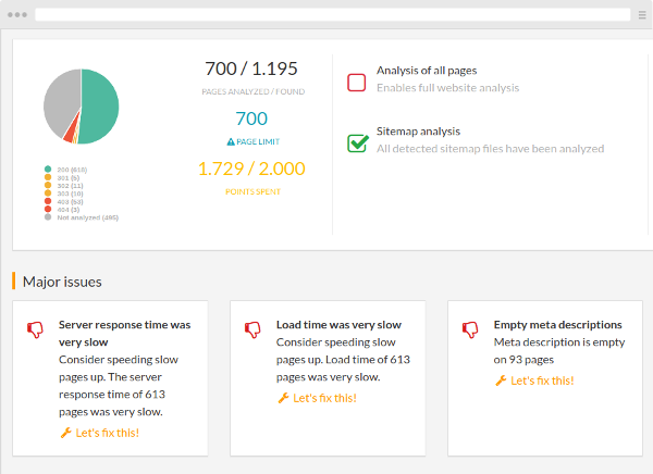 Pulno Audit - Pull up your SEO